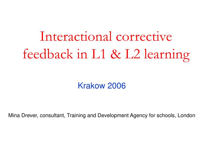 Interactional corrective feedback in l1 l2 learning l.jpg