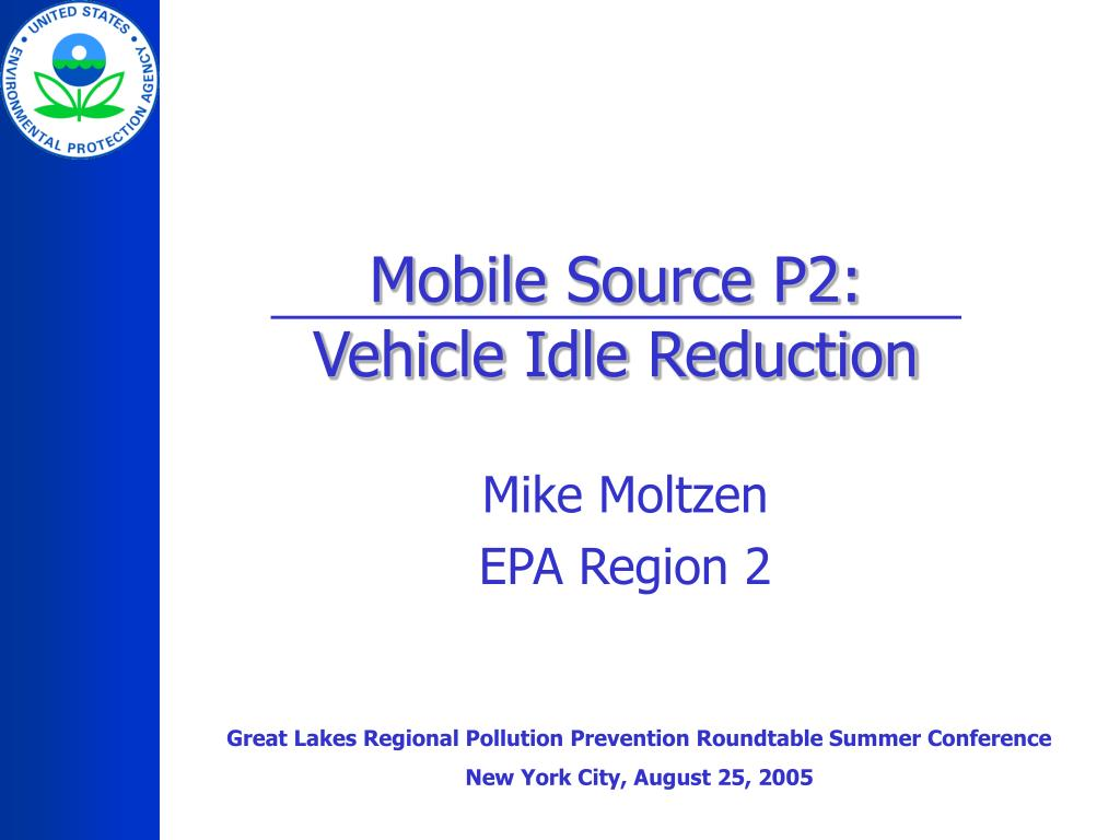 mobile source p2 vehicle idle reduction