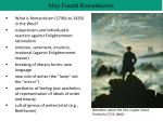 may fourth romanticism4