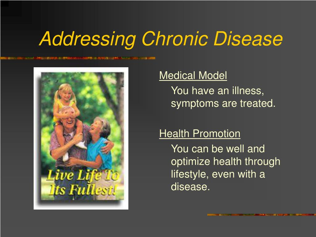 Addressing Chronic Disease