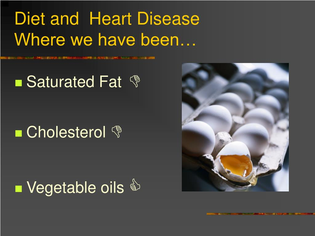 Diet and  Heart Disease