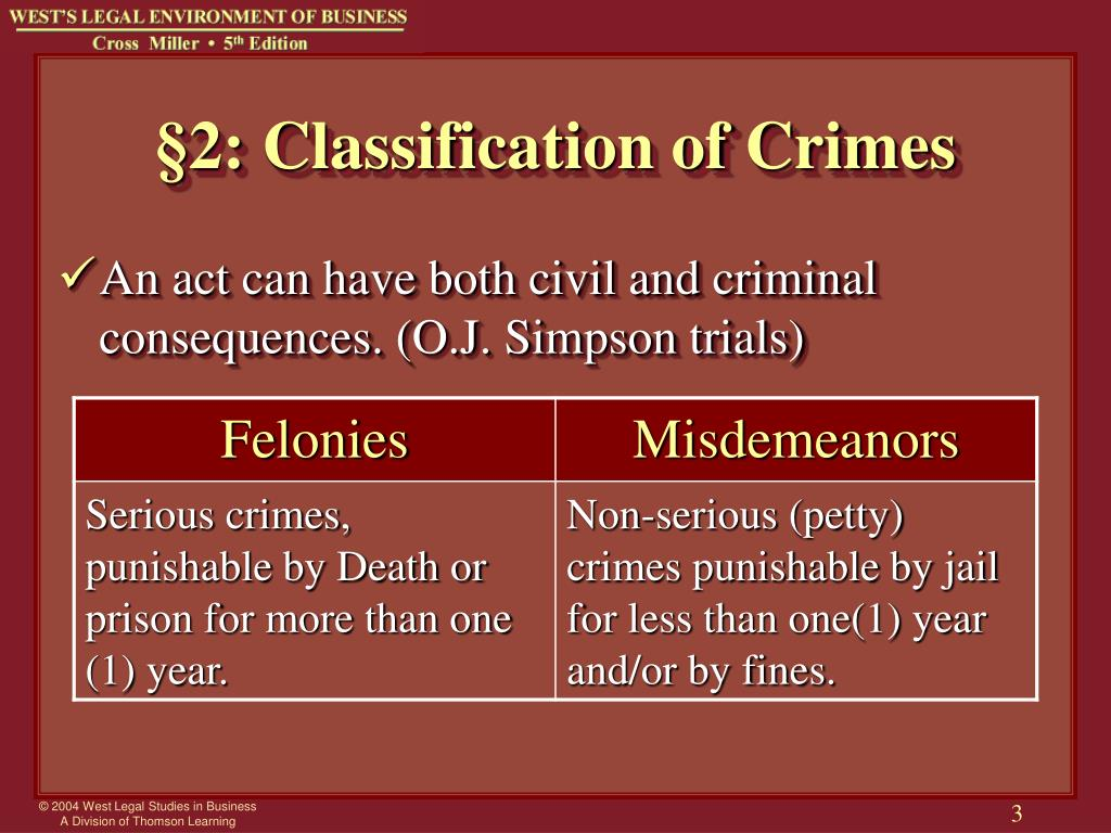 chapter 7 criminal law Chapter 7: homicide criminal law authors: peter charleton , paul a mcdermott , and marguerite bolger publisher: bloomsbury professional law stated at.