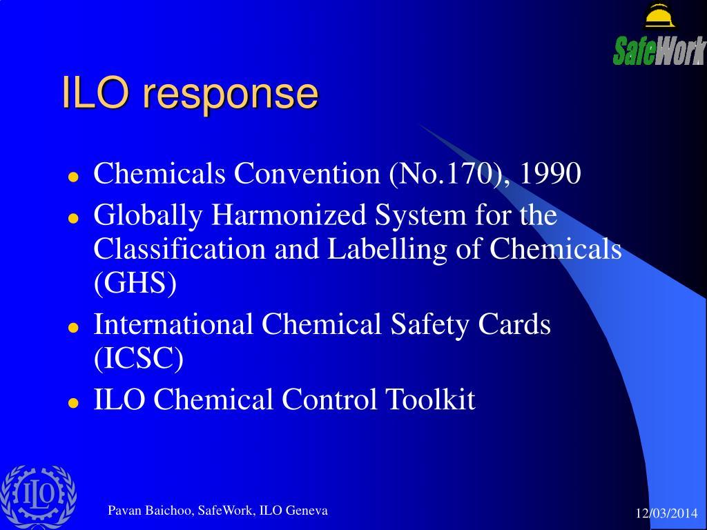ILO response