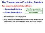 the thunderstorm prediction problem16