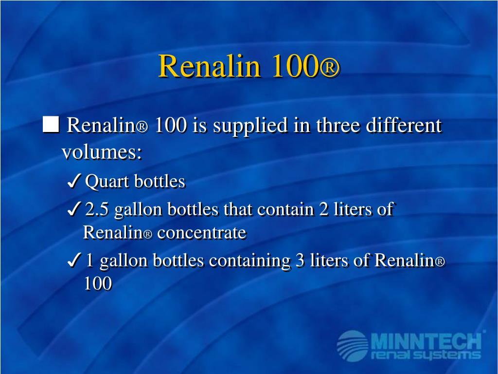 Renalin 100