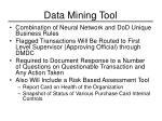 data mining tool