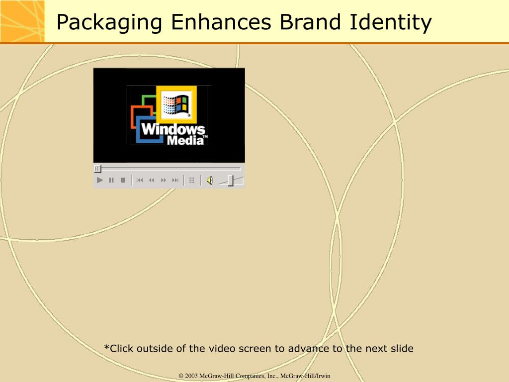 Packaging Enhances Brand Identity