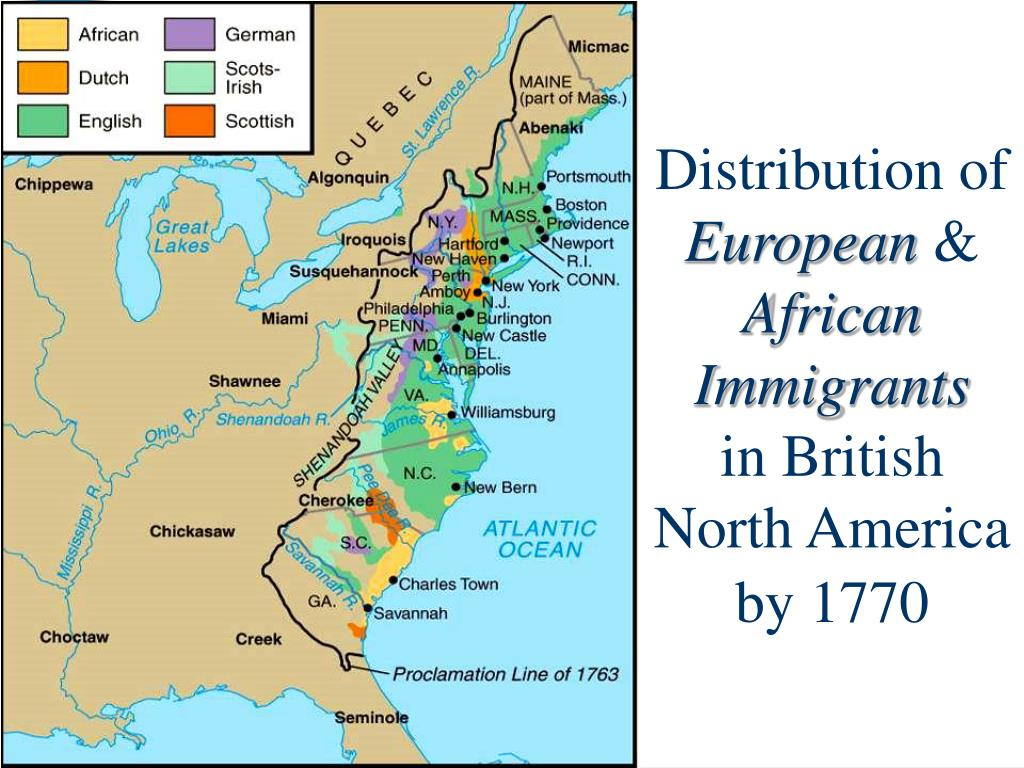 the major changes in america brought by immigration Immigration to north america began with spanish settlers in the 16th century, and french and english settlers in the 17th century in the century before the american revolution, there was a major wave of free and indentured labor from england and other parts of europe as well as large scale importation of slaves from africa and the caribbean.