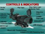controls indicators