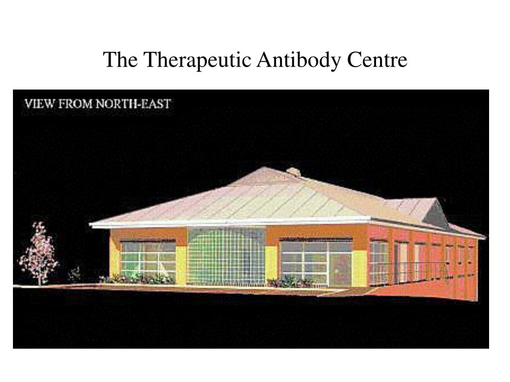 The Therapeutic Antibody Centre