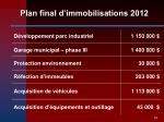 plan final d immobilisations 201218