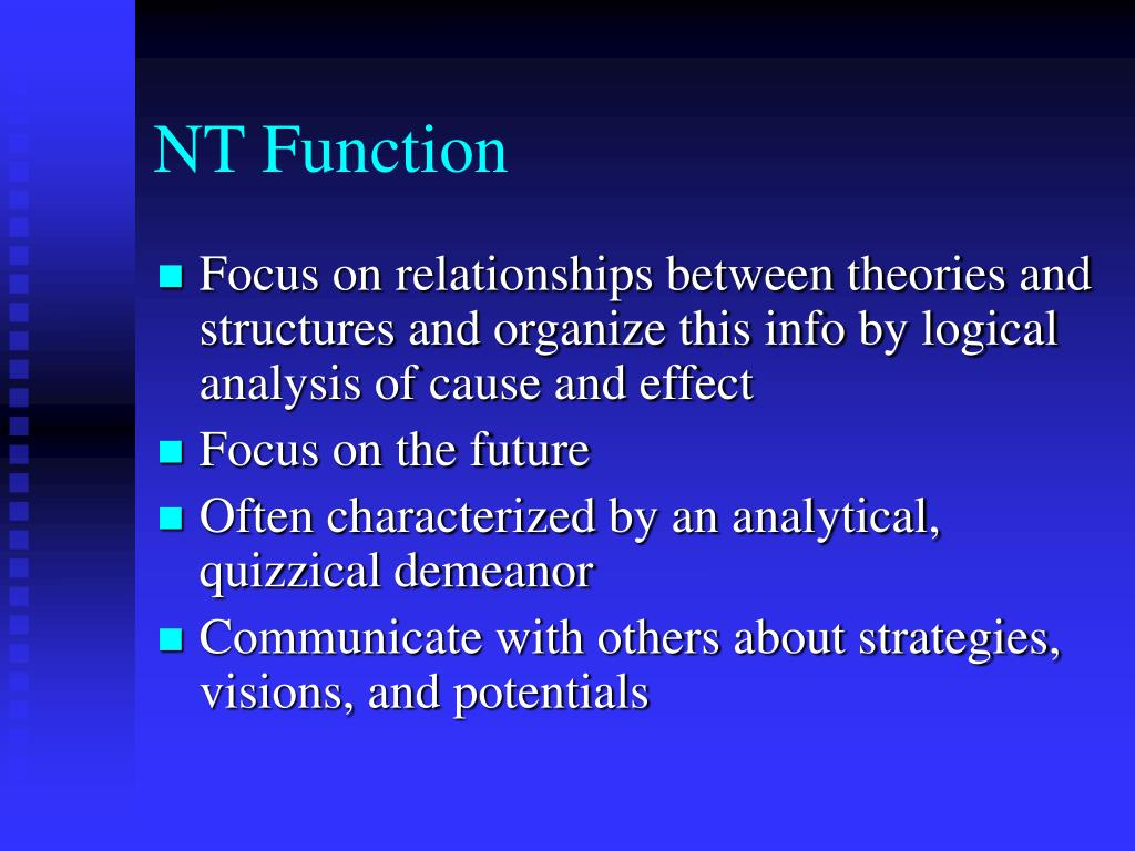 NT Function