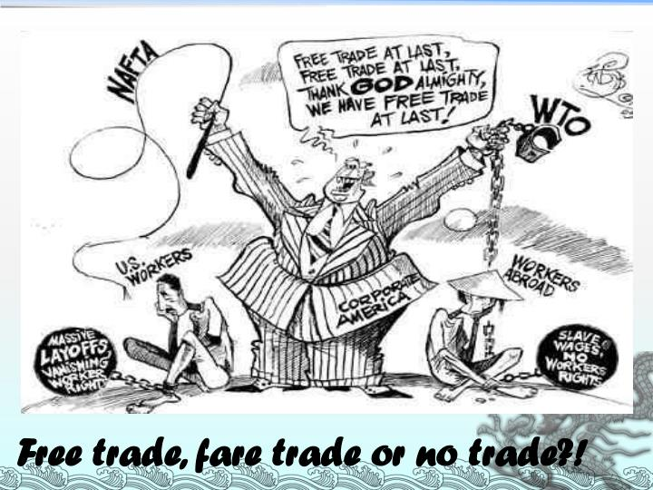 economic theories free trade and protection This is a multimedia course on the wto and trade economics: theory and policy the course comprises this  trade liberalization and those of protection we will try .