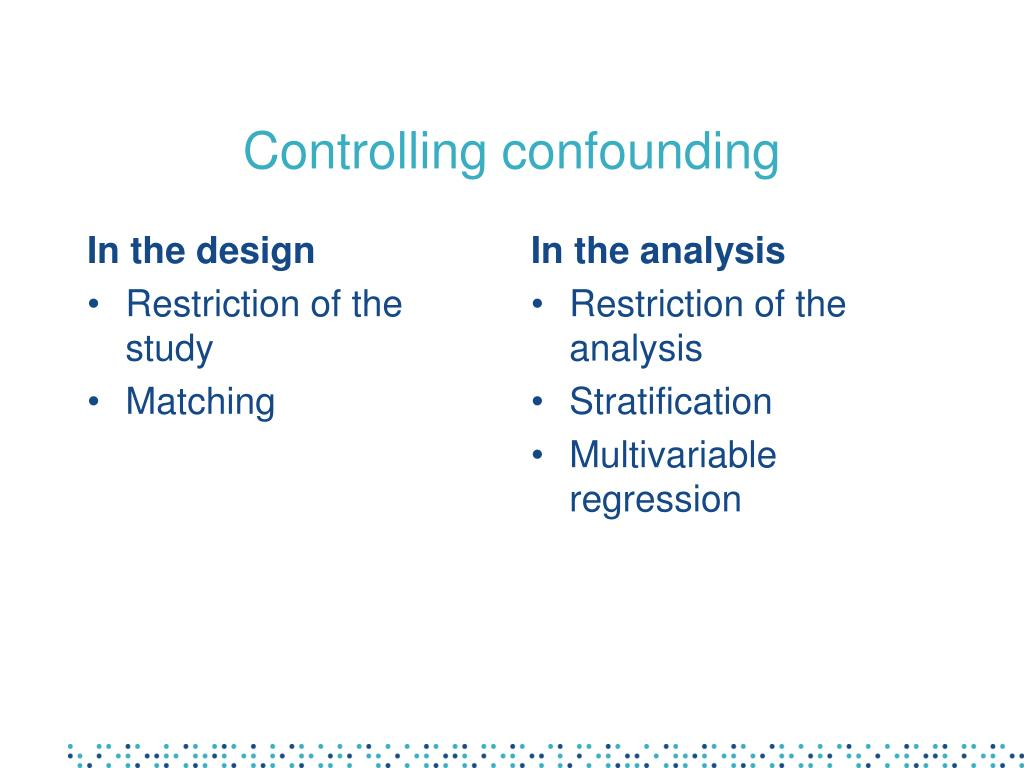 bias in case control studies ppt In case-control studies, selection bias can occur in the selection of cases if they are not representative of all cases within the population, or in the selection of controls if they are not representative of the population that produced the cases.