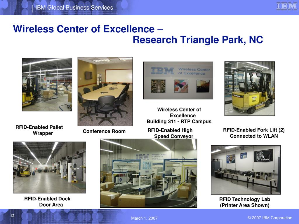 Wireless Center of Excellence