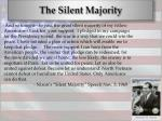 the silent majority26