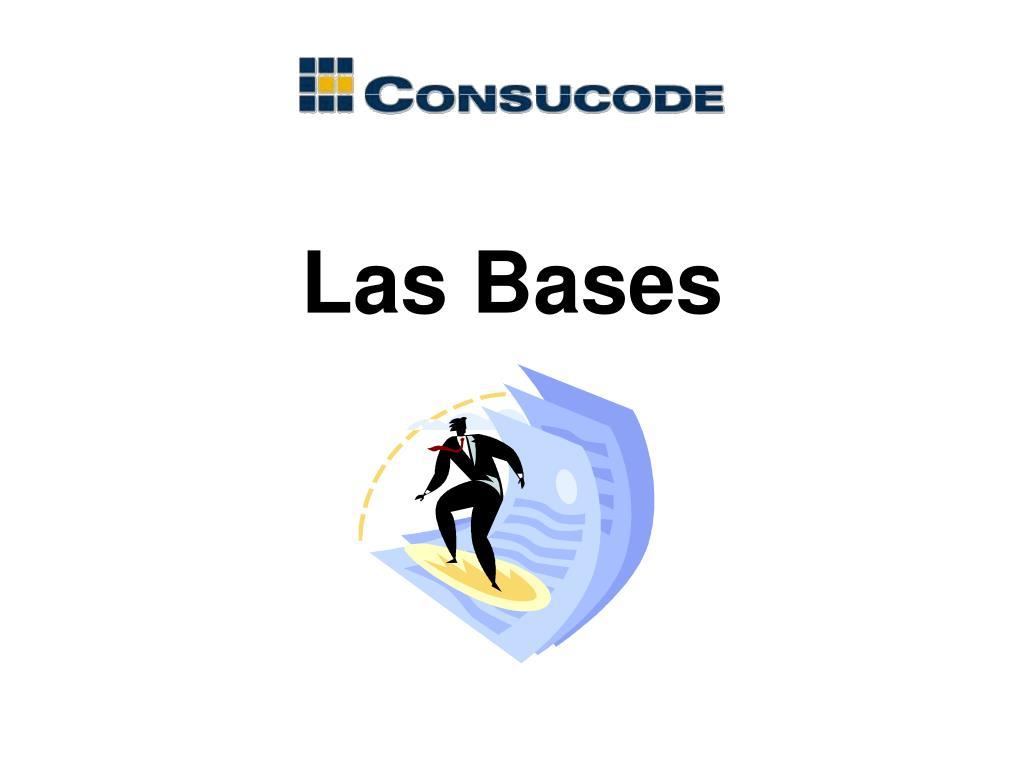 Las Bases