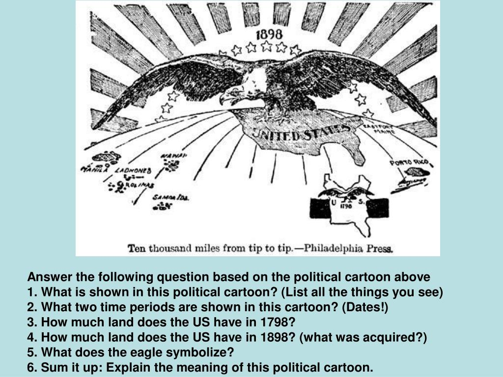 Answer the following question based on the political cartoon above