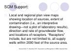 scm support