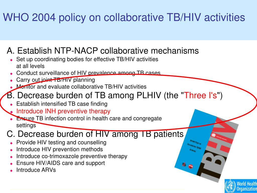 A. Establish NTP-NACP collaborative mechanisms