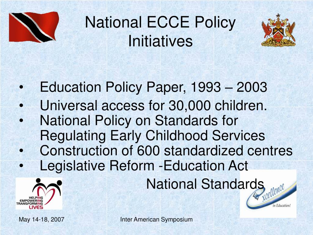 national initiatives National initiative refers to proposals within the united states to allow for ballot initiatives at the federal level this is being proposed by mike gravel, a former us senator, and the democracy foundation, a non-profit non-governmental organization.