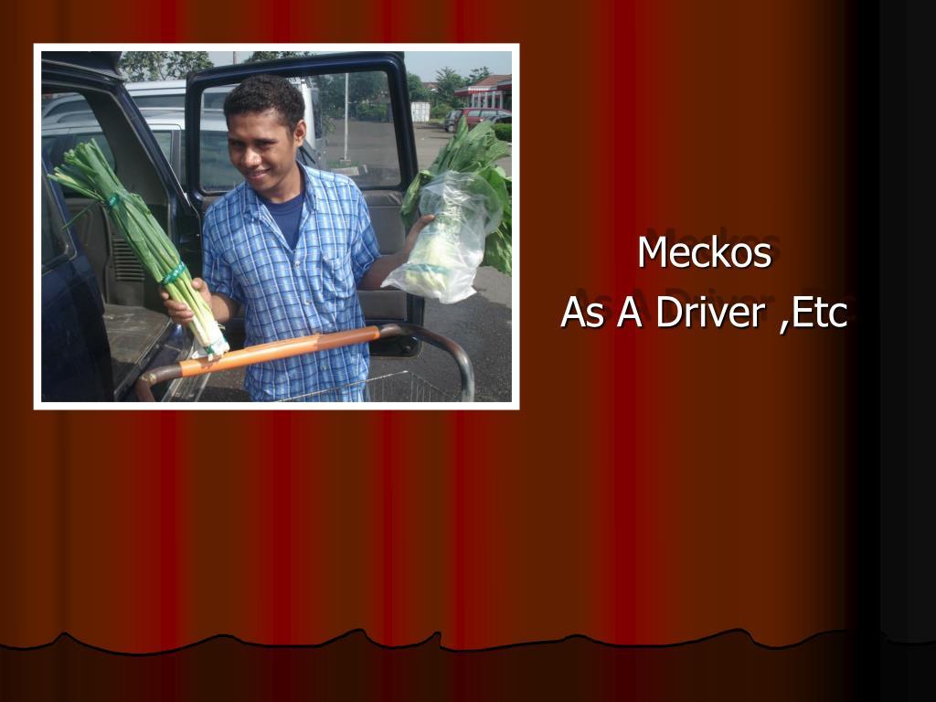 Meckos