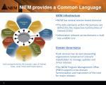 niem provides a common language