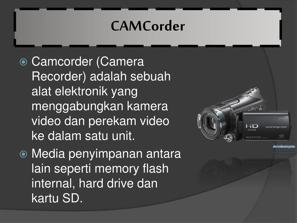 CAMCorder