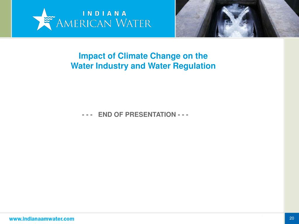 Impact of Climate Change on the