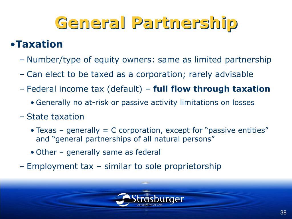 General Partnership
