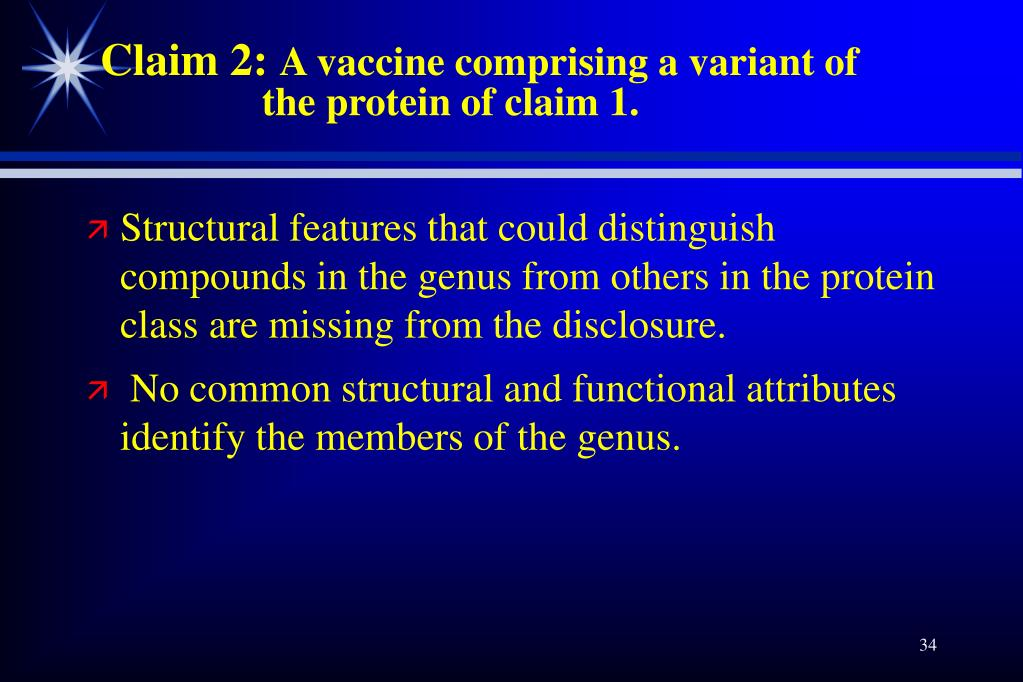Claim 2: