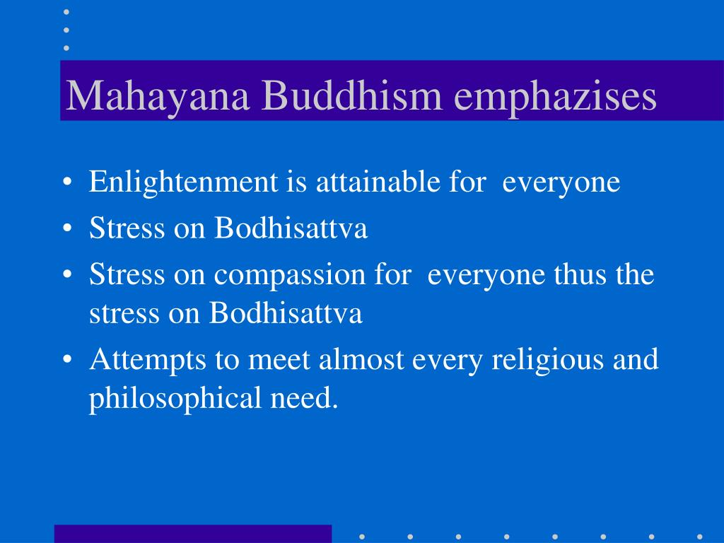 mahayana branch of buddhism essay Mahayana and theravada buddhism essay specifically on one of the oldest surviving branch of buddhism essay on theravada buddhism.