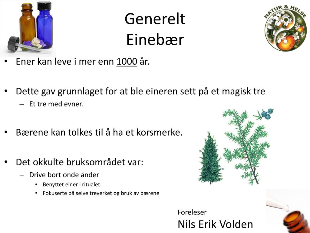 Generelt