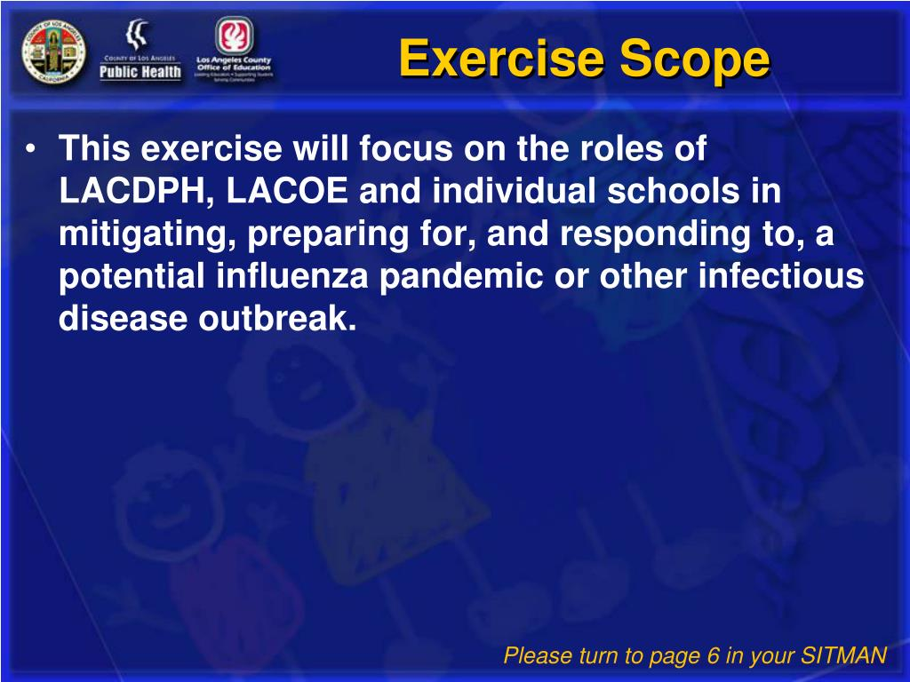 Exercise Scope