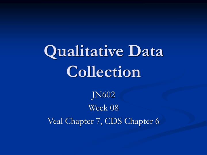 data collection in qualitative research Qualitative research gathers data that is free-form and non-numerical, such as diaries, open-ended questionnaires, interviews and observations that are not coded using a numerical system on the other hand, quantitative research gathers data that can be coded in a numerical form.