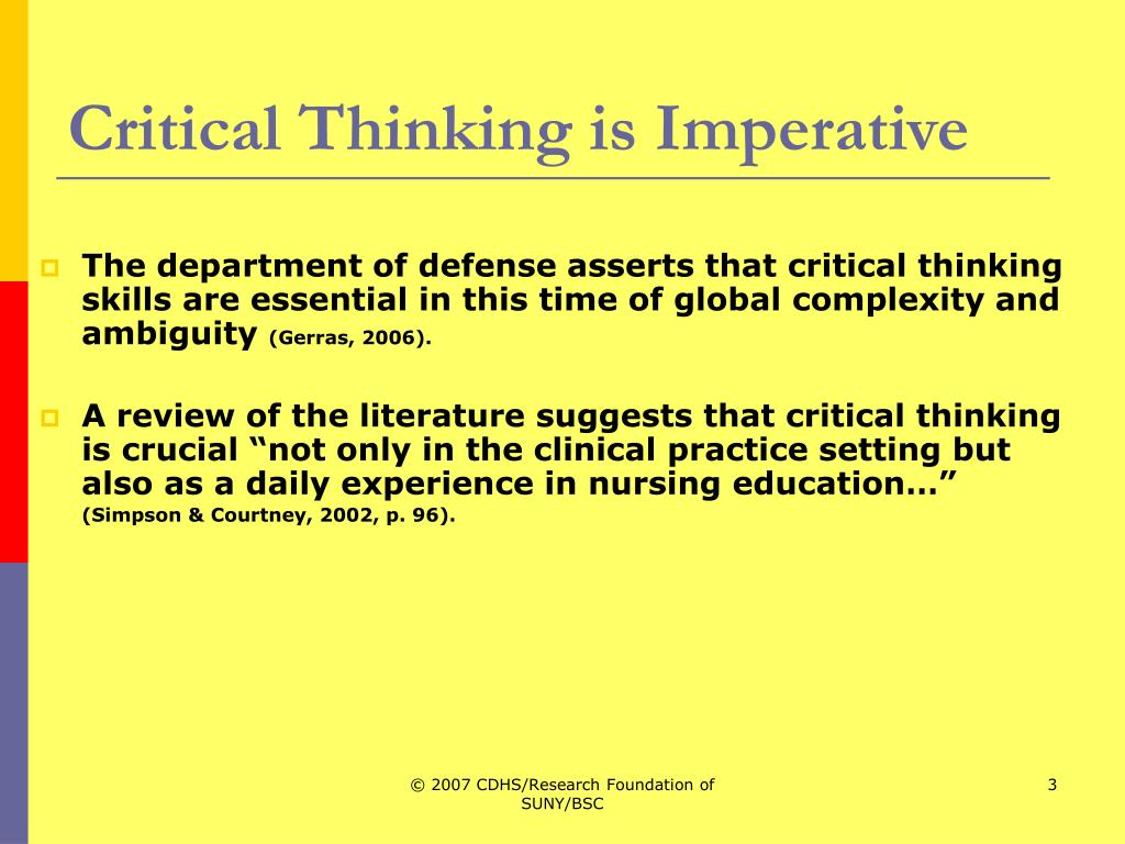 teaching critical thinking for transfer across domains halpern (1998) teaching critical thinking for transfer across domains promoting higher-order thinking in the how to promote higher-order thinking in the.