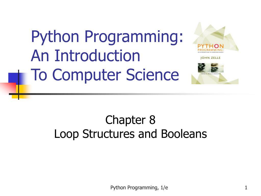Python Programming: