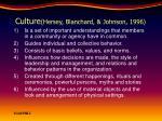 culture hersey blanchard johnson 1996