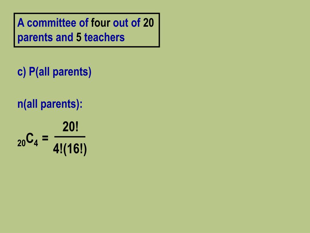 n(all parents):