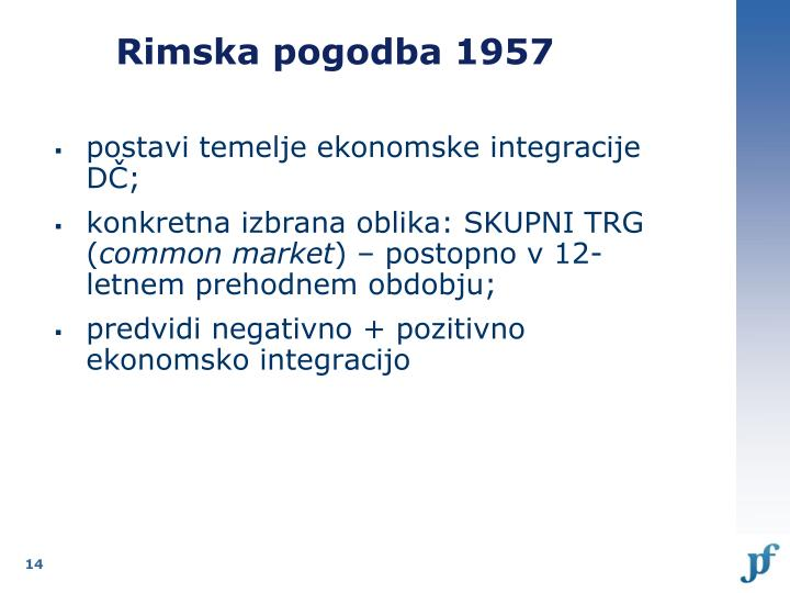 Rimska pogodba 1957