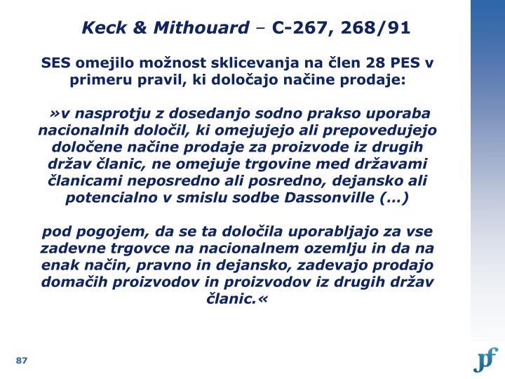 Keck & Mithouard