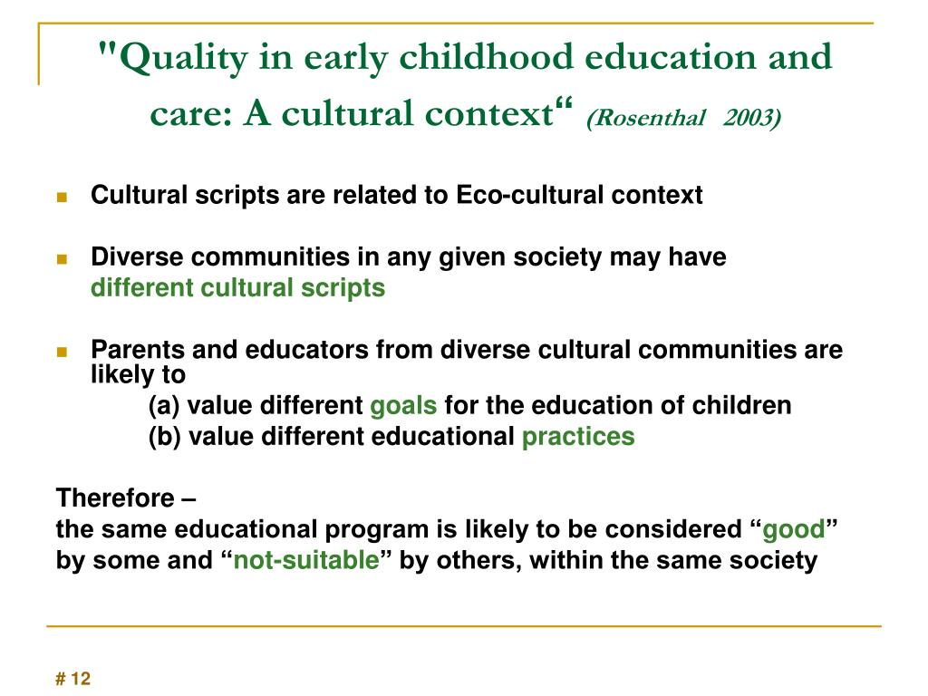 early childhood education diversity case study Home essays case study on early childhood case study on early childhood  early childhood education models  montessori programs  the bank .