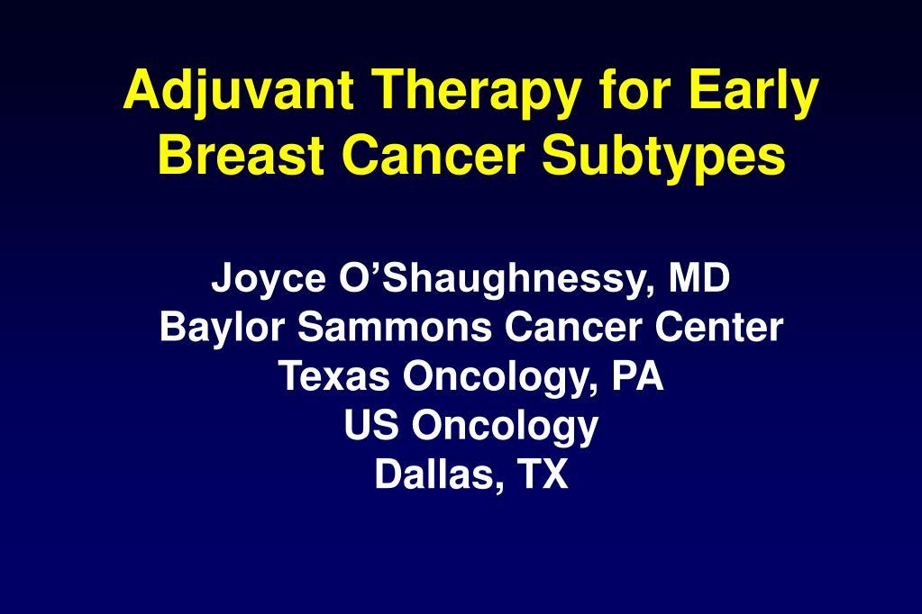 baylor breast cancer clinic osborne