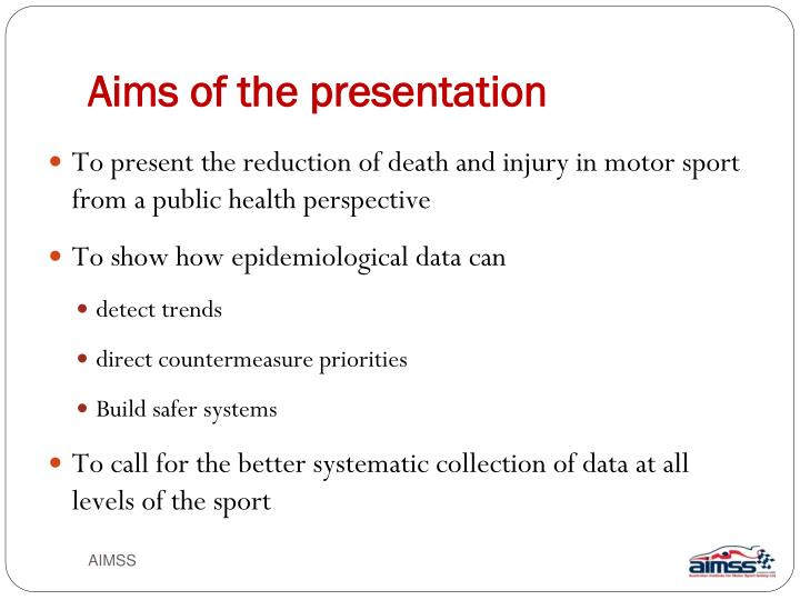 Aims of the presentation l.jpg
