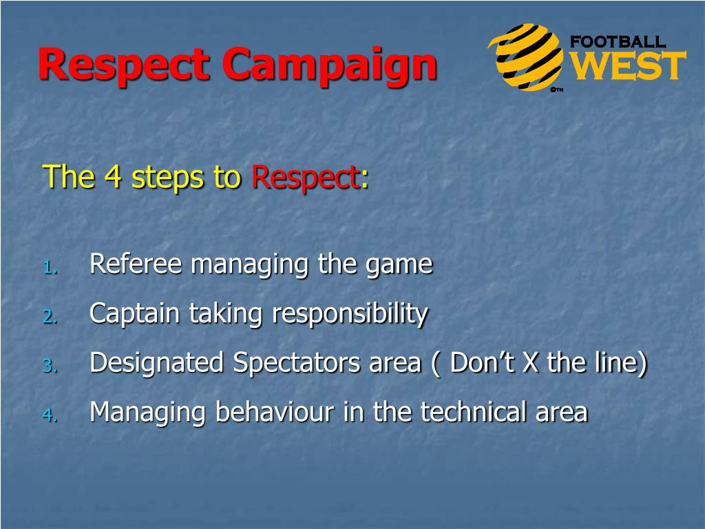 The 4 steps to