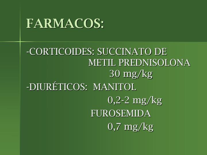 FARMACOS: