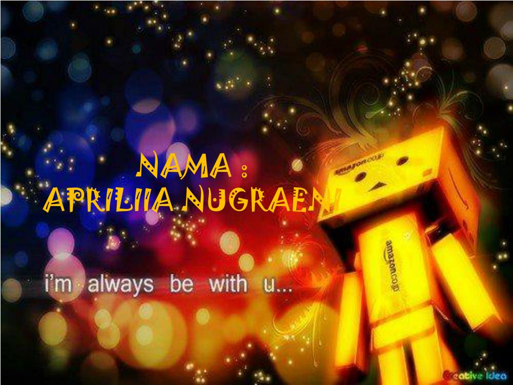 NAMA :