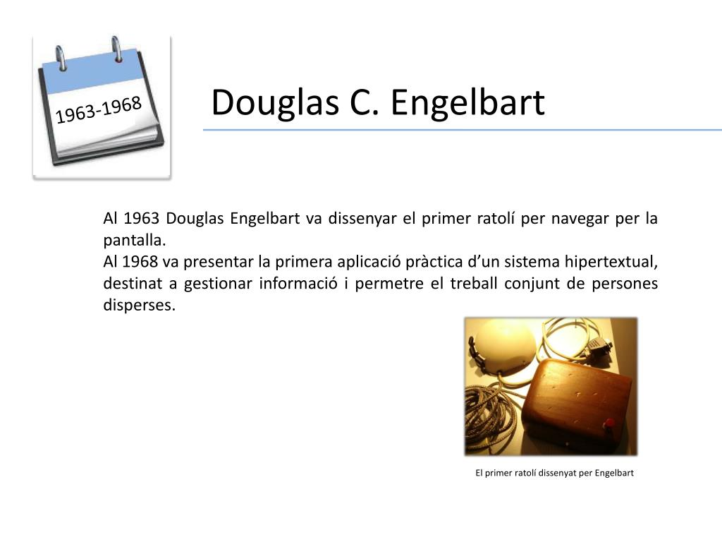 Douglas C. Engelbart
