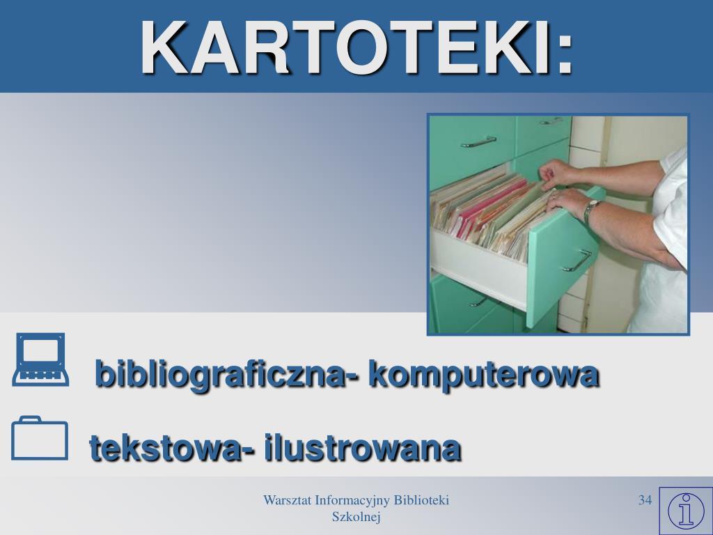 KARTOTEKI: