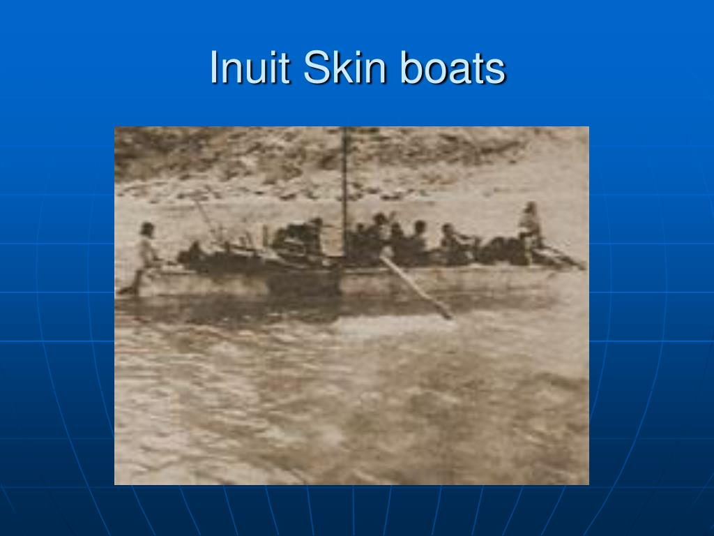 Inuit Skin boats